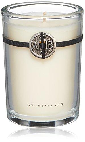 Archipelago Bergamot Tobacco Soy Candle