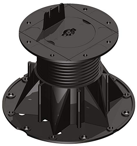 RT Schraubstützen für Terrassenunterkonstruktionen höhenverstellbar von 75-120mm - 14 Stück