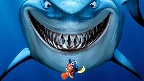 GUANGMANG Puzzles Rompecabezas- Póster Buscando A Nemo: Sección 71 - Juego De Rompecabezas De Madera De 1000 Piezas para Adultos Niños Puzzle Juguetes Decoración del Hogar