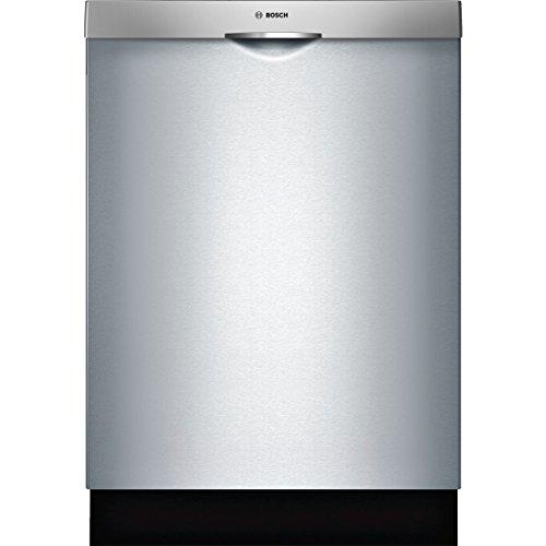 Bosch SHS5AV55UC 24' Ascenta Energy Star Rated Dishwasher with 14...