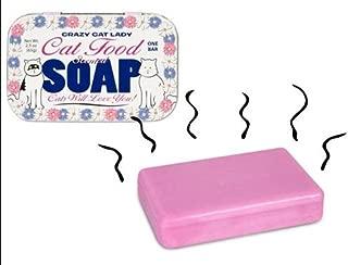 crazy cat lady soap