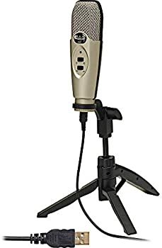 CAD U37 USB Studio Condenser Recording Microphon