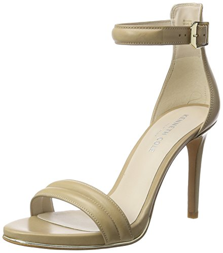 Kenneth Cole Damen Brooke Pumps, Beige (Latte 261), 41 EU