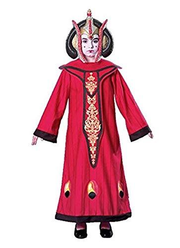 Rubie's Königin Amidala Kostüm für Mädchen Deluxe