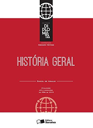 Coleção Diplomata - História Geral