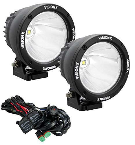 Vision X Lighting 10° Narrow Light Kit