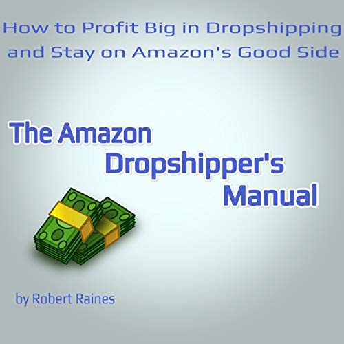 The Amazon Dropshipper's Manual cover art
