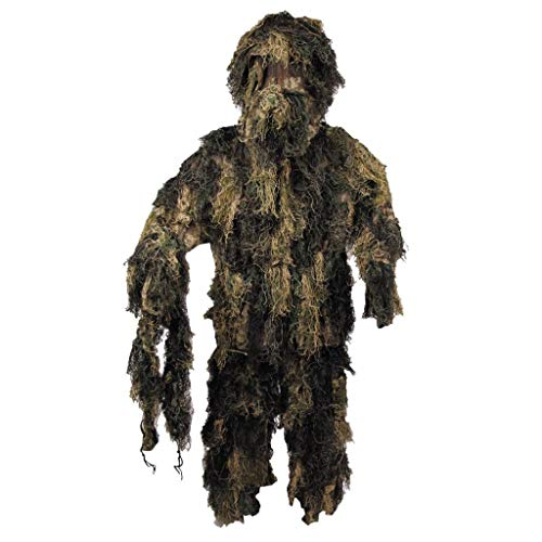 GHILLIE SUIT MIMETICA CECCHINO MOSSY 3D AMERICAN SNIPER M  L SOFTAIR AIRSOFT