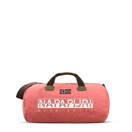 Napapijri Bags Bolsa de Deporte, 60 cm, 48 Liters, Rojo (Coral)