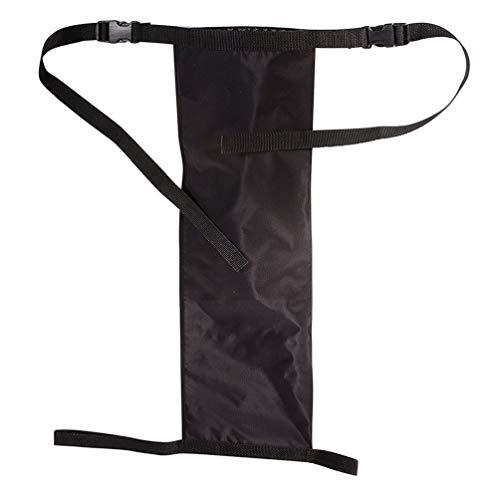 Cabilock Sauerstofftankhalter für Rollstuhl Sauerstoff Hängetasche Sauerstoffflaschen Tasche Sauerstofftankhalter für Innen Außen 70 x 20 x 20 cm