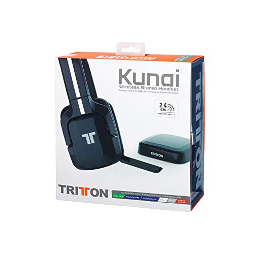 Kunai wireless Univ.Stereo Headset Tritton- schwarz