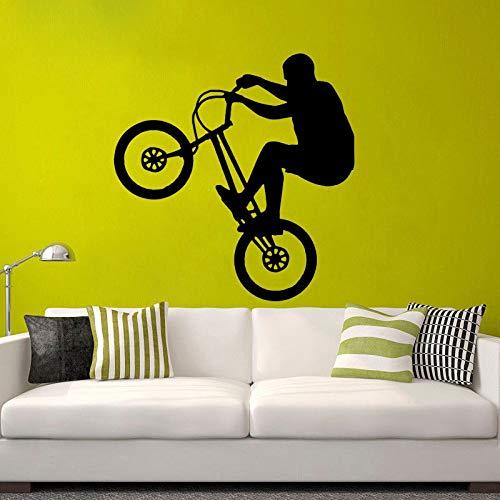 53 CM * 54,7 CM Mode Mountainbike Fahrt Wandaufkleber PVC Wohnzimmer Das Schlafzimmer Gym