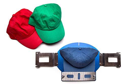 Cap/Hat Hoop Frame - for Brother/Baby Lock 6 & 10 Needle Embroidery Machine Brother:PR600, PR600II, PR600C, PR620, PR620II, PR650, PR650E, PR655, PR1000, PR1000E