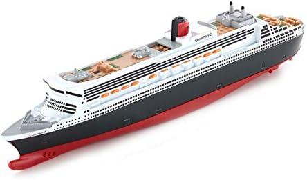 Amazon | LOOL1/1400 ドイツ 合金クルーズ船模型船 1723 クイーン ...