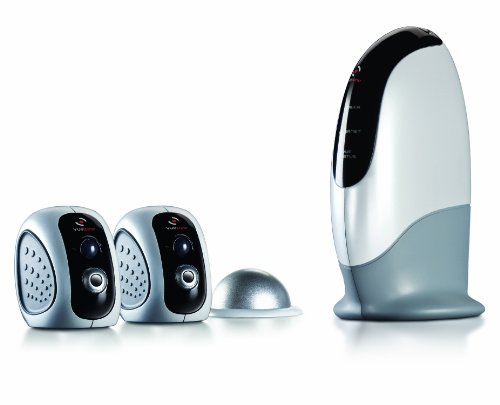 VueZone System with 2 Indoor Motion Detection Cameras (SM2700)