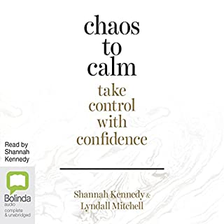 Chaos to Calm cover art