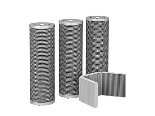 Bora ULBAS - Set di cartucce filtranti ai carboni attivi
