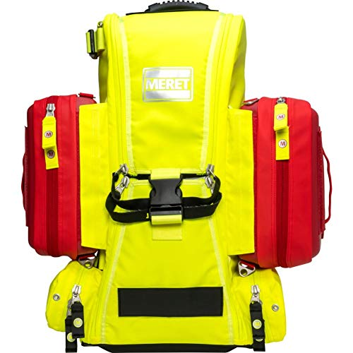 MERET RECOVER Pro X Infection Control O2 bag (High Viz Yellow)