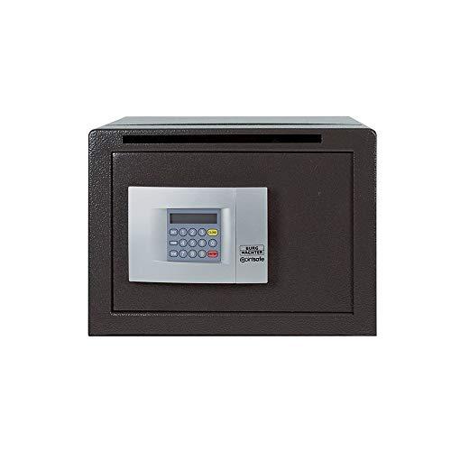 BURG-WÄCHTER Möbeltresor mit elektronischem Zahlenschloss, Sicherheitsstufe B, PointSafe P2E EWS, schwarz