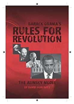 Barack Obama's Rules For Revolution: The Alinsky Model by [David Horowitz]