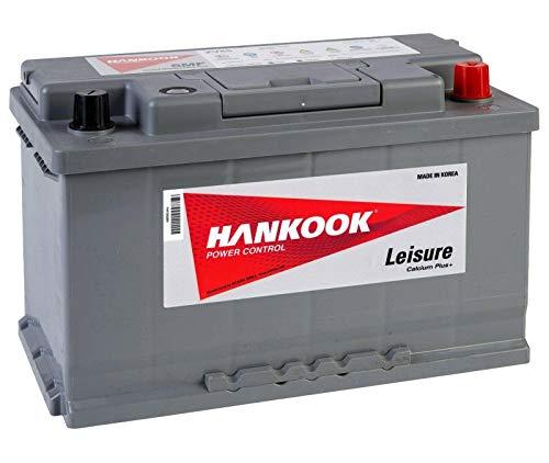Hankook XV85 12V 85Ah Batterie Décharge Lente Pour Loisir, Caravane, Camping Car, Bateau -...