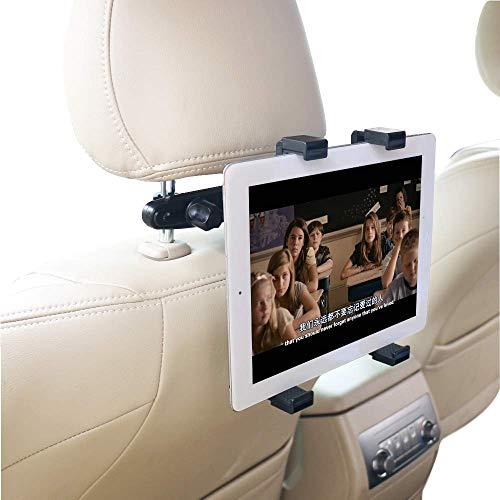 Tablet Car Headrest Mount,OHLPRO Universal Tablet Holder Car Backseat Seat Mount 360° Rotating Adjustable for iPad/iPad Air/iPad Mini/Samsung Galaxy All 7'- 13' Tablet