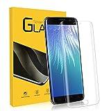 NONZERS Cristal Templado para Samsung Galaxy S7 Edge, 9H Dureza, Resistente a Araaozos y Golpes, Sin Burbujas, Anti Dactilares, Compatible con 3D Touch Protector para Samsung Galaxy S7 Edge