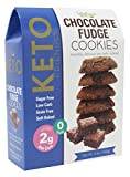 KETO FRIENDLY DESSERTS - Irresistibly delicious sugar-free cookies that leave you feeling satisfied GRAIN-FREE LOW CARB - Paleo snack without ANY sugar will satisfy your sweet tooth without any guilt DELICIOUS SOFT-BAKED COOKIES - Just like they just...