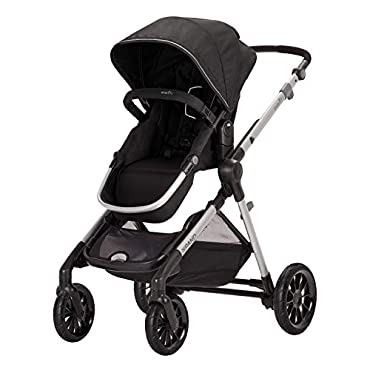 Evenflo 13812255 Pivot Xpand Infant Toddler Baby Modular Stroller, Stallion