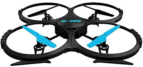 Twodots TDFT0005 - Falcon Drone con Camera, Nero
