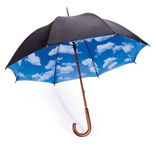 MoMA paraplu Sky (blauwe hemel) paraplu, 102 cm