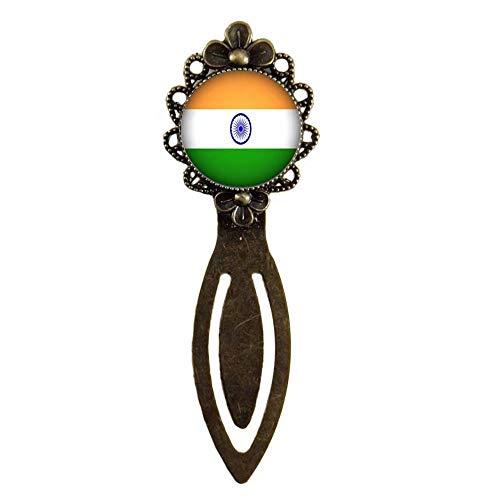 Xubu Bladwijzers voor Lezen Liefhebbers,Indische Vlag Bladwijzers,Nationale Vlag Bladwijzers