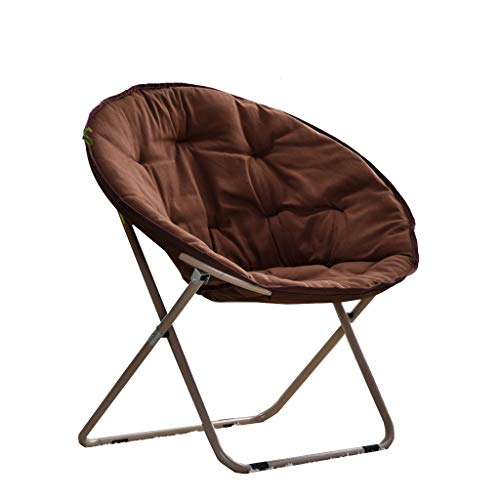 DS-chaise Moon Chair - Chaise Comfort Large Lazy Chair Balcon Chaise Pliante Camping Lazy Sofa Large / && (Couleur : D)