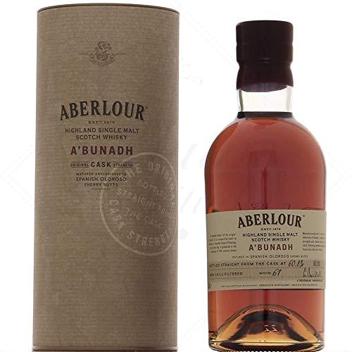 Aberlour ABunadh Scotch Whisky 60.80° - 70 cl