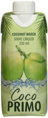 COCO PRIMO Kokosnusswasser 100 % Pur, 330 g
