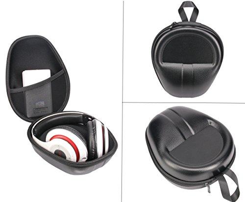 Bescherming Draagbare Headset-koptelefoon Draagbare Hard Case Travel Bag Cover Box Cover Case voor Beats Solo3 Beats EP Skullcandy Crusher Lowrider 2.0 Draadloze On-Ear Hoofdtelefoon S-MDR