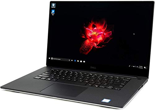 New XPS 15 7590 The World's Smallest 15.6-inch Performance Laptop with a Stunning 4K UHD OLED Display 9th Gen Intel i9-9980HK GTX 1650 4GB Plus Best Notebook (1TB SSD|64GB RAM|10PRO|4K OLED Display)