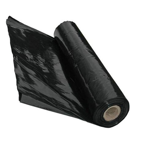 Mugar Plástico Invernadero 200M2 (50X4) 400Galgas - Negro