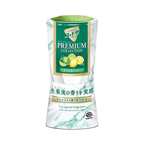 スッキーリ!Sukki-ri!消臭芳香剤プレミアムコレクションライム&レモンの香りトイレ用400ml