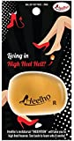 Living in High Heel Hell? Our Patented High Heel Inserts Offload Pressure Pain Like No Other as It has a Ball of Foot Depression That When Placed Correctly Puts You in High Heel Heaven