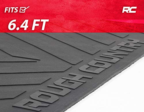 Our #4 Pick is the Rough Country Rubber Bed Mat
