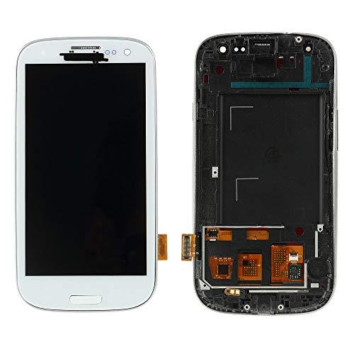 MOVILSTORE Pantalla Completa LCD + TACTIL + Marco Compatible con Samsung Galaxy...