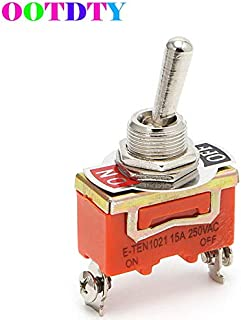 Paul My 15A 250V SPST 2 Terminal ON Off Toggle Switch 100% New