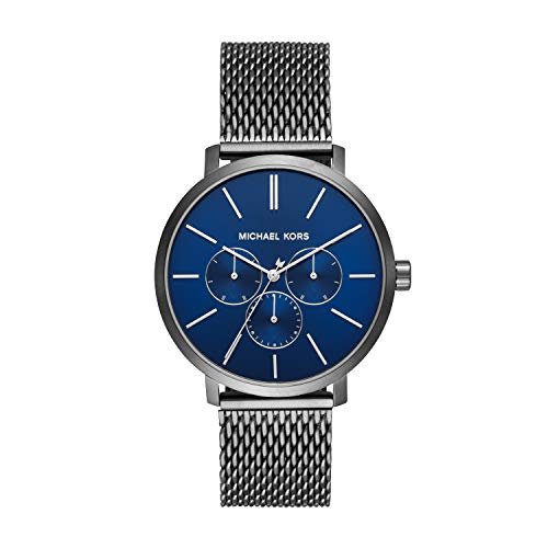 Michael Kors Reloj Analógico para Unisex Adulto de Cuarzo con Correa en Acero Inoxidable MK8678