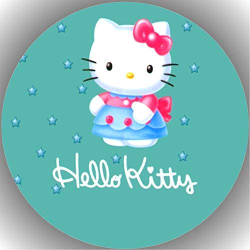 Premium Esspapier Tortenaufleger Tortenbild Geburtstag Hello Kitty T4