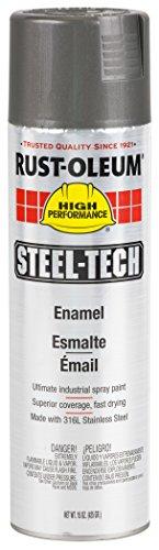 Rust-Oleum 268863 Steel-Tech Spray Paint