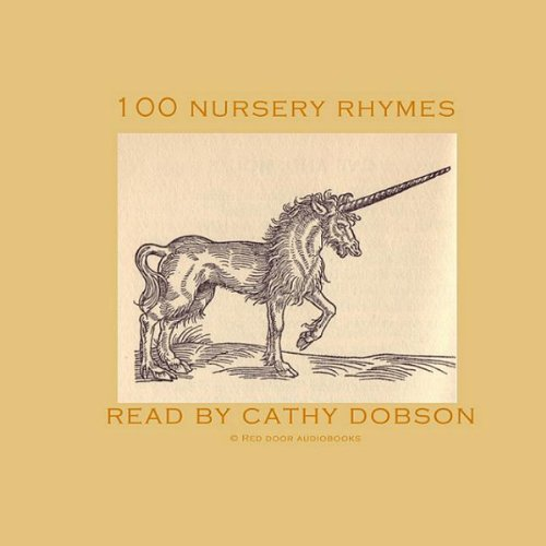 100 Nursery Rhymes audiobook cover art