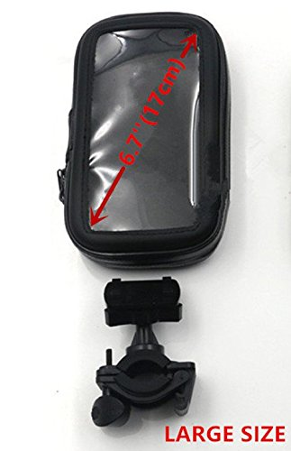 Scooter Moto Vélo téléphone portable Note support pour appareil iPhone Samsung HTC Nokia Sony Motorola GPS NAV PDA A1