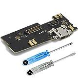 MMOBIEL Connecteur Port Chargeur Compatible avec Motorola Moto E4 Plus 5.5 Pouces + Kit d'Outils...