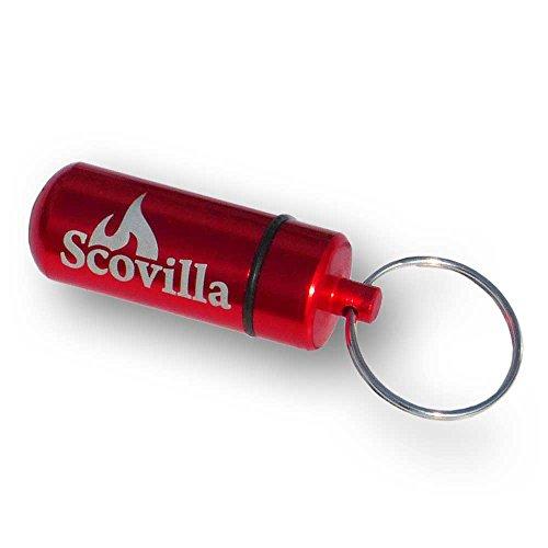 Trinidad Scorpion Moruga, Scovil...
